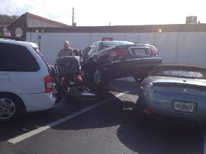 Establishing Fault In A Car Accident