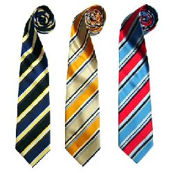 colorful neck ties